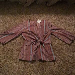 Dressy flows shirt